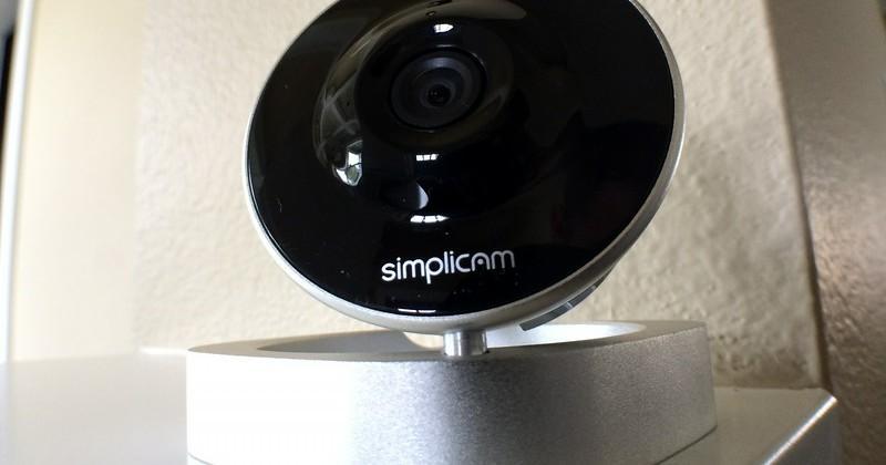 Simplicam review: the Dropcam killer has arrived