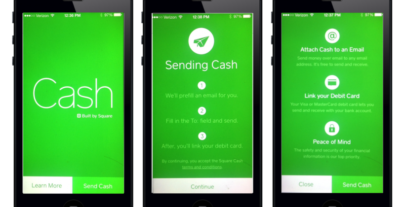 Square Cash now lets you text payments and requests