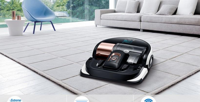 Samsung VR9000H robotic vacuum arrives in September