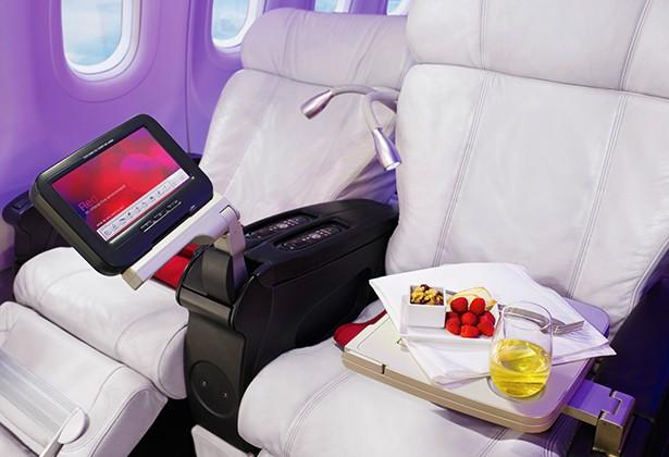 Nexus 7 replaces Virgin America's current flight tablets