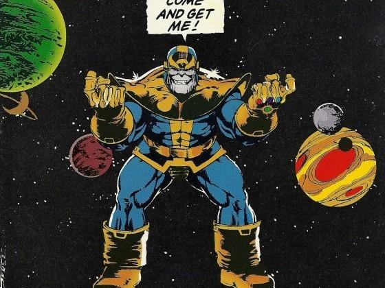 Secret No More: Guardians of the Galaxy's Thanos revealed