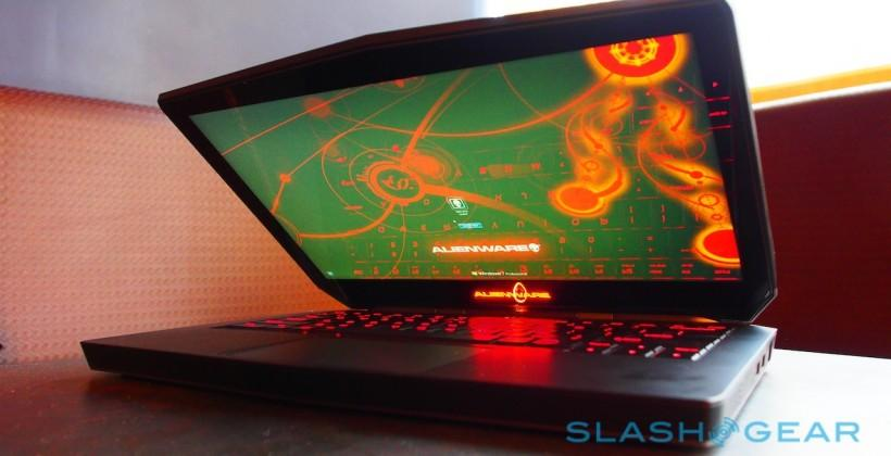 Alienware 13 slims gaming grunt into thinnest model yet