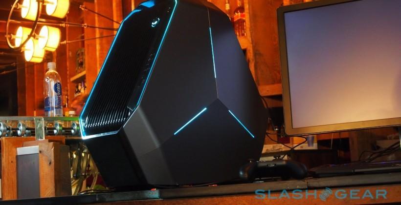 Alienware Area-51: The gaming desktop just got wilder