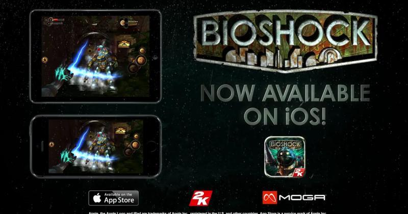 BioShock on iOS lands with a hefty price tag in tow
