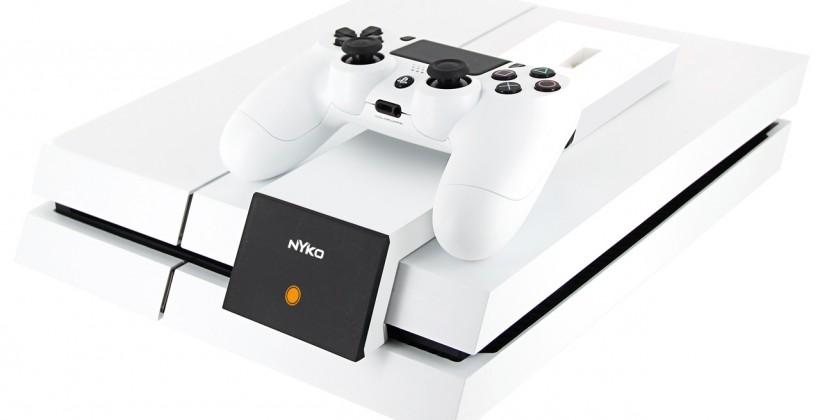 Nyko Xbox One/PS4 charger collection expands in white