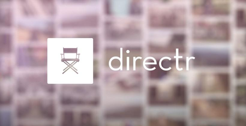 Google points YouTube lens at Directr, then buys it
