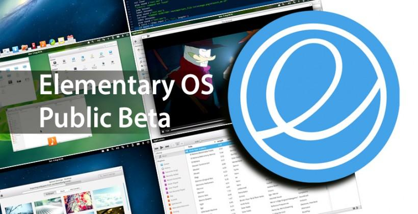 Elementary OS released to Public Beta for your Mac or PC