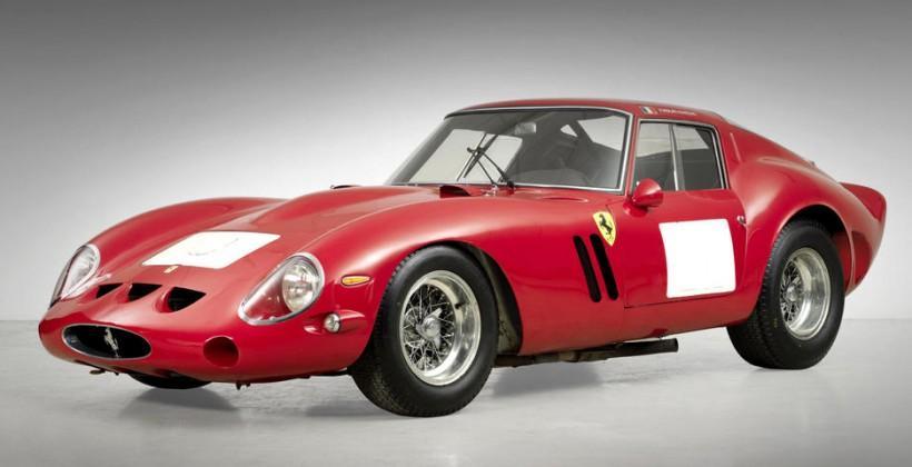 Stunning 1962 Ferrari 250 GTO Berlinetta sets $38.1m record