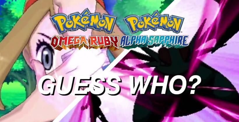 Three new Mega evolutions revealed for Pokemon Omega Ruby Alpha Sapphire