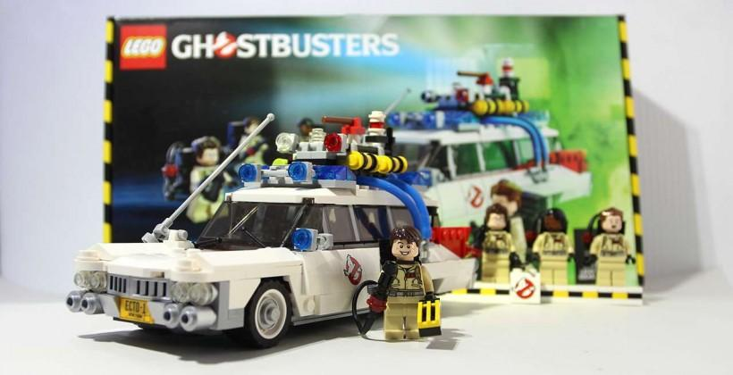 Ghostbusters ECTO-1 LEGO Set Review