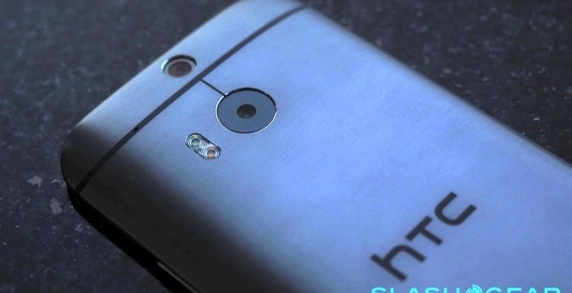 HTC One M8 adds social Duo Cam tweaking in web gallery