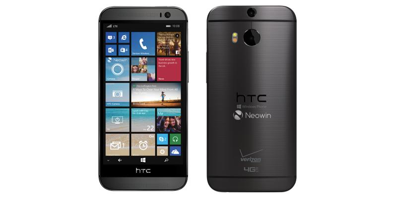 HTC One W8 leaked photos – Windows Phone in premium coating