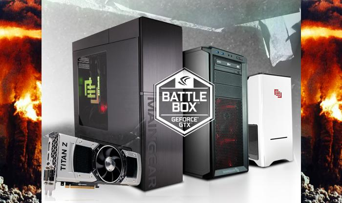 Maingear NVIDIA BATTLEBOX line brings major gaming heat for top dollar