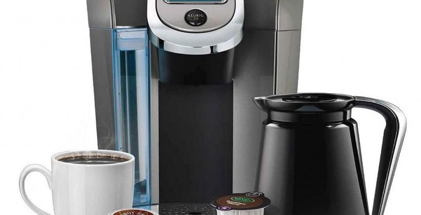 Keurig 2.0 DRM already cracked for coffee freedom