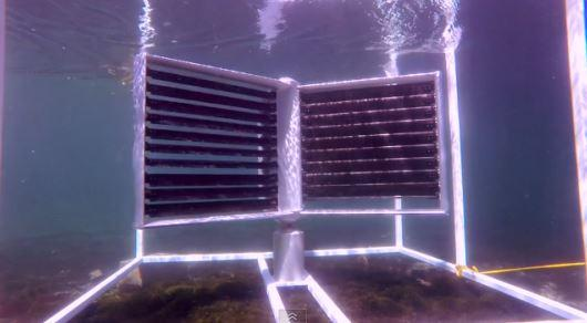 Ocean Energy Turbine project aims to harness energy from the ocean