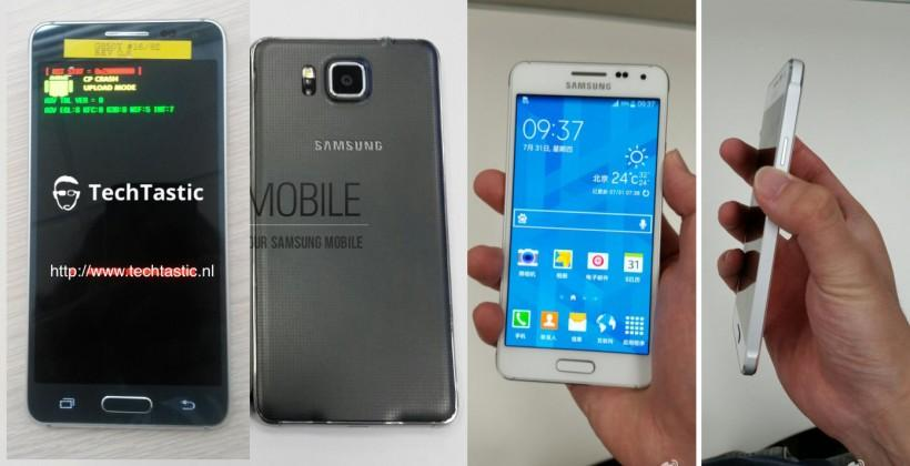 Samsung Galaxy Alpha: all the important details pre-release