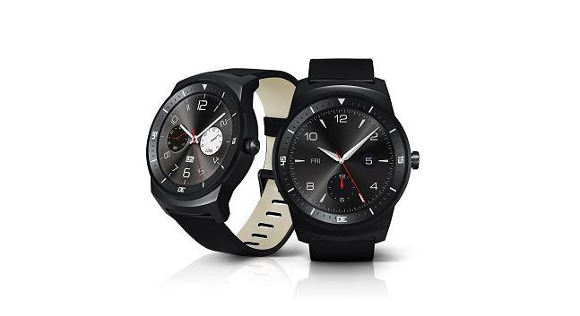 LG G Watch R shows off round face ahead of IFA 2014