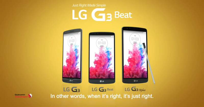 LG G3 Stylus leaks paint a disappointing picture