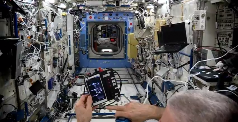 Google's Project Tango SPHERES robots arrive at ISS