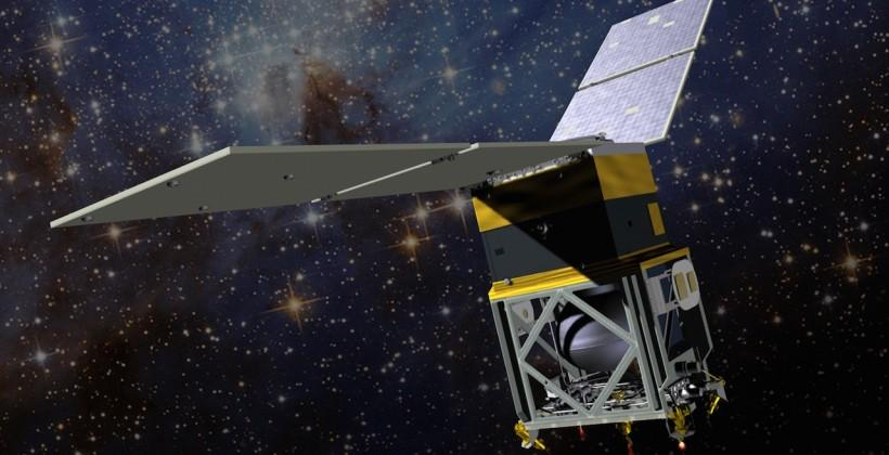 NASA's first green fuel spacecraft figures out eco-power