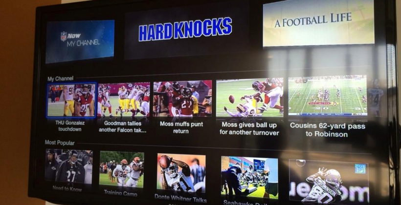 NFL Now may be coming to Apple TV soon