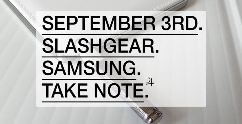 Samsung Galaxy Note 4 details: not a niche, pre-event