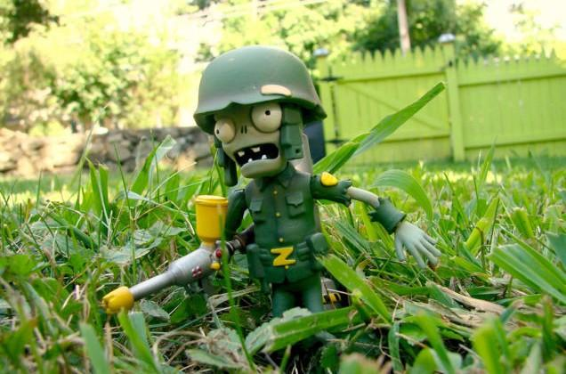 Plants vs Zombies: Garden Warfare figurines inbound