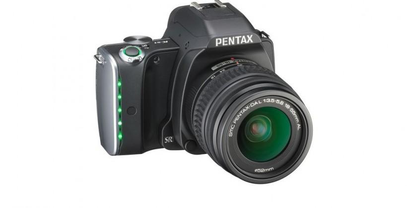 Pentax K-S1 is now official, launches in September