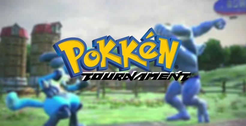 Pokemon VS Tekken is Pokken: fighting game detailed at last