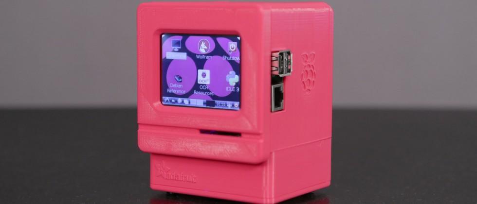 3D printed Apple Pi Mac: DIY creator speaks up