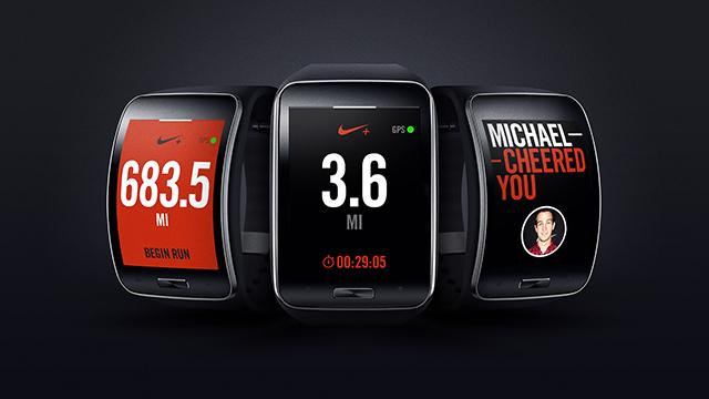 Samsung Gear S gets Nike+ Running App, no phone required
