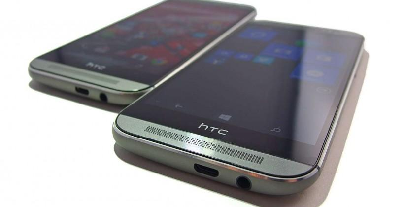 HTC One M8 with Windows Review