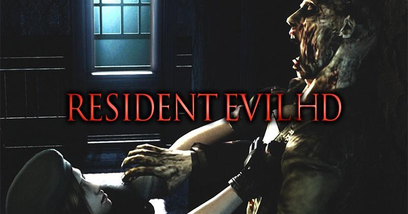 Resident Evil HD remake release and platforms unveiled