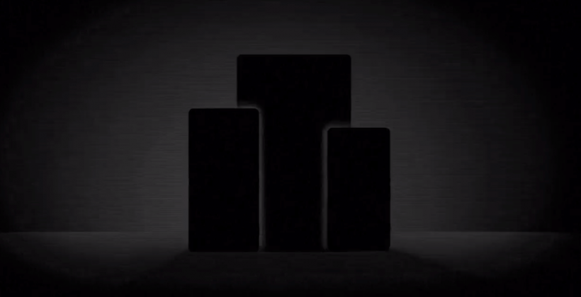 Sony teases compact tablet and phone duo