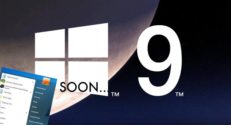 Windows 9 reveal and release details tipped to drop September 30th