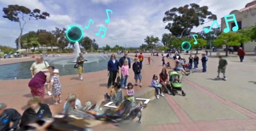 Watch and listen: Sounds of Street View precedes Google's next step