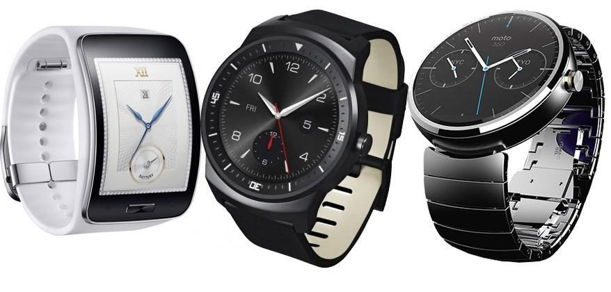 Watch wars: LG, Samsung, Motorola arm-wrestle pre-IFA