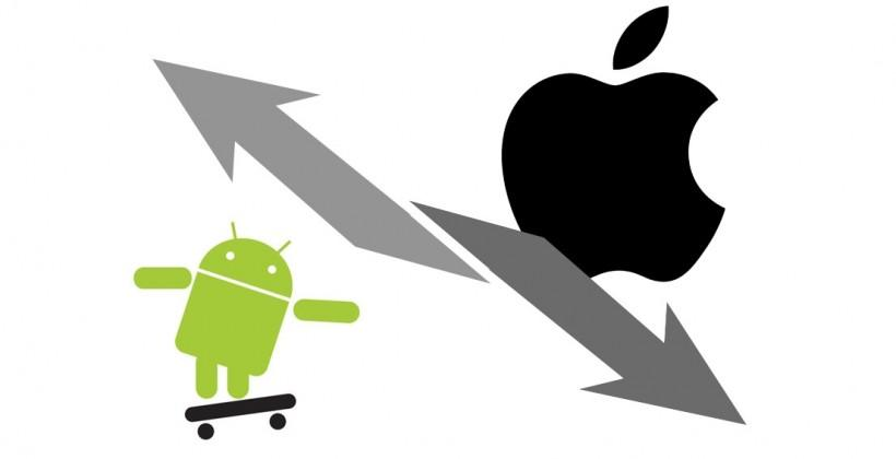 IDC: Apple drives the higher-end, Android the lower