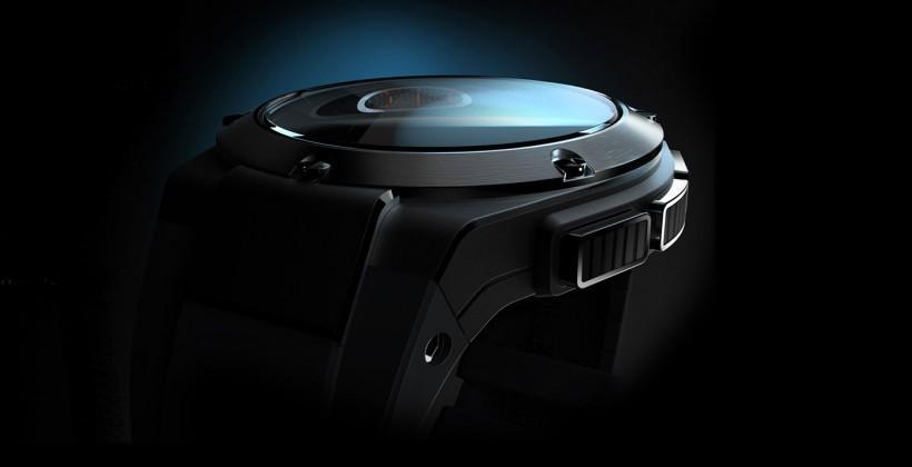 HP smartwatch taps designer Michael Bastian and Gilt