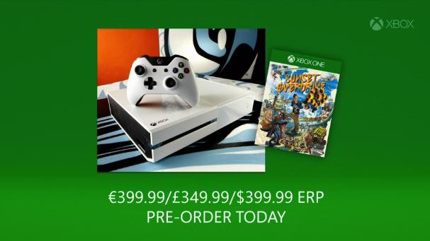 White Xbox One joins bundle trio: CoD: Advanced Warfare, FIFA 15, more