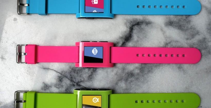 Pebble hires webOS designers for UI-evolution