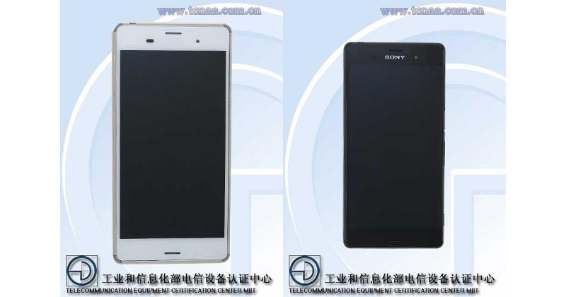 Sony Xperia Z3 specs revealed by TENAA certification