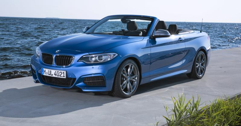 2015 BMW 2 Series Convertible now ready for the road