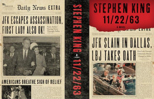 Hulu bringing Stephen King's 11/22/63 to TV