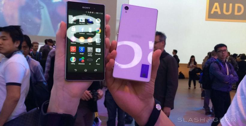 Xperia Z3 likely headed for USA event: Oct 9th