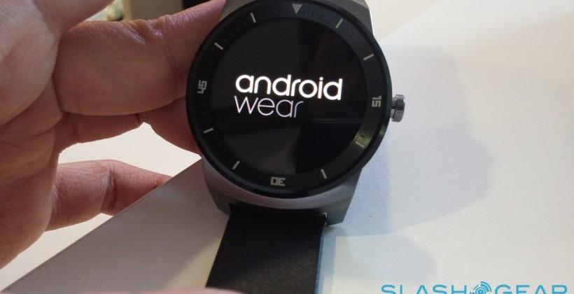 LG G Watch R: release and details