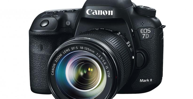 Canon EOS 7D Mark II is most powerful EOS around