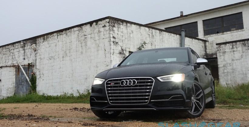 2015 Audi S3 Sedan First-Drive