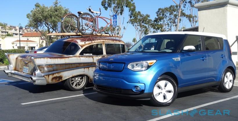2015 Kia Soul EV First-Drive: A new city-car star