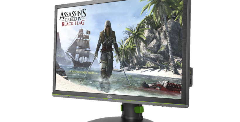 AOC gaming display joins the G-Sync party